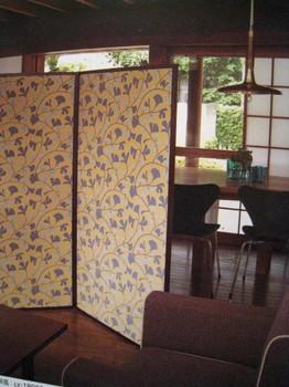 竹久夢二デザインの壁紙