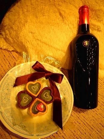 ピエモンテの名門が造った、アルファロメオ・ロッソのワインとクワドリフォリオ・ヴェルデの手造りチョコレート