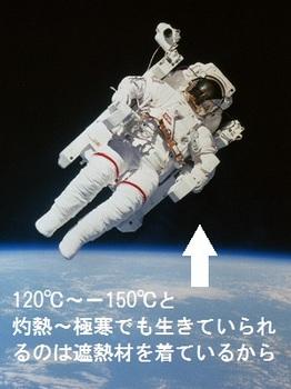 宇宙空間での遮熱材.jpg